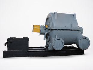 Турбокомпрессор многоступенчатый газовый ТГ-80-1,8-01У3
