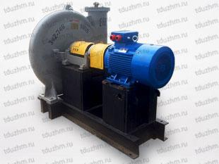 Турбокомпрессор одноступенчатый газовый ТГ-150-1,14М1-В1